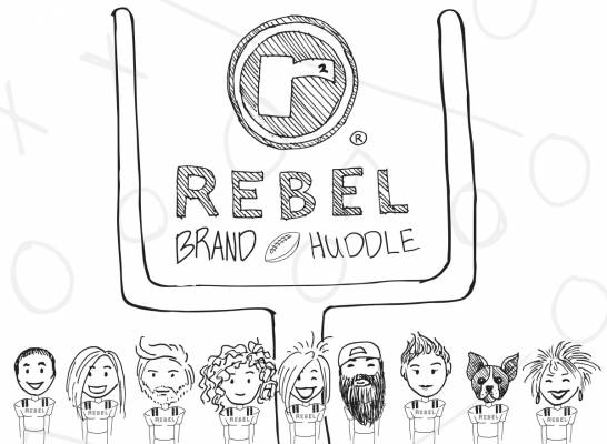 Keep Your Brand in the Game with REBEL Brand Huddle Workshops